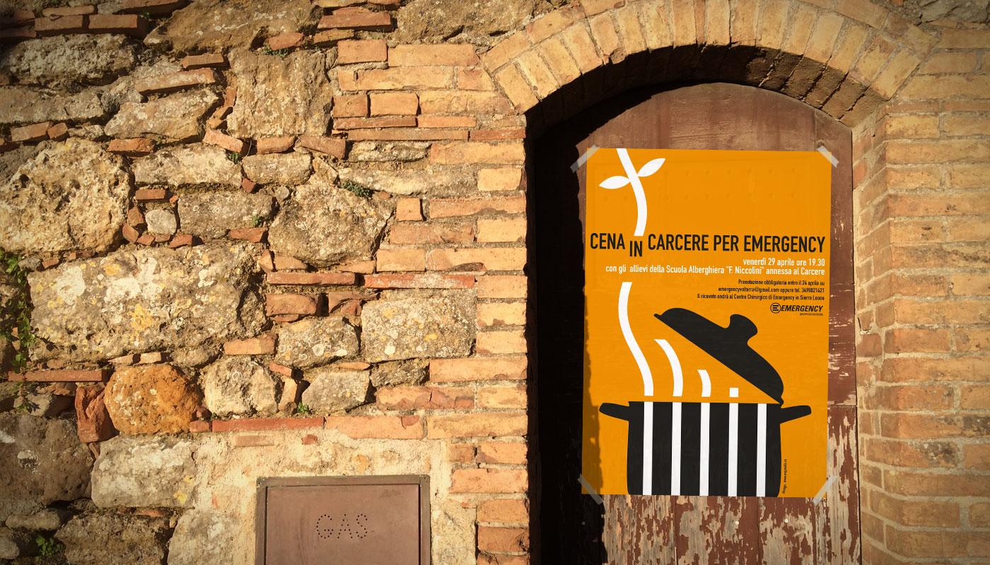 Cena In Carcere - Volterra 2016